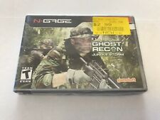 Ghost Recon Jungle Storm Nokia N-Gage New Sealed