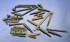 Lot Floyd Rose Locking Tremolo BRIDGE Parts - Screws PLUS for Electric Guitar !
