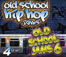 Various Artists - Old School Hip Hop Jams & Old School Jams 6 [New CD] Canada -