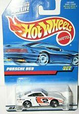 Hot Wheels Porsche 959   # 854