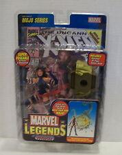 MARVEL LEGENDS X-MEN PSYLOCKE Action Figure with MOJO BAF Back Lower Torso part