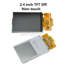 "2.4"" 240x320 SPI Serial TFT Color LCD Module Display ILI9341 Driver NEW"