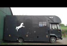 7.5 tonne Iveco ladys horse box