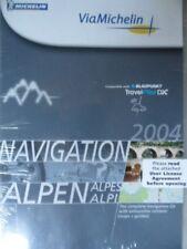 BLAUPUNKT  TELEATLAS michelin  Alpen/Alps/Alpi  Österreich Schweiz  DX  2004 DX