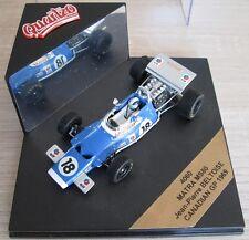 F1 1/43 MATRA MS80 J.P. BELTOISE  CANADIAN GP 1969 QUARTZO 4060