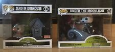 Under The Moonlight And Boxlunch Exclusive Zero In Doghouse Funko Pop #458 &#436