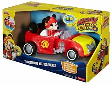 Disney Mickey Mouse Club house Roadster Racers Hot Rod Car Ages 3+ Play Race Fun
