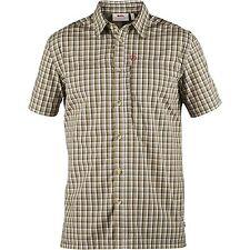 Fjäll Räven Svante Shirt Comfort, Kurzarm-Herrenhemd, sand, Funktionshemd