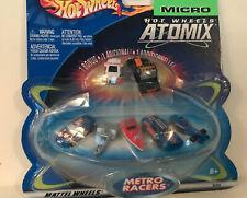 Hot Wheels Micro Atomix Metro Racers