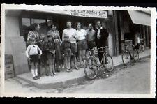 COMMERCE CAFE-BUREAU DE TABAC du CALVADOS / Photo Amateur animée période 1950