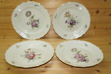 "Royal Copenhagen Frijsenborg (4) Luncheon Plates, 8 7/8""  (Lot #2)  #1623"