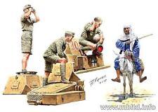 Master Box 3559 Deutsches Afrika Korps, WWII 1:35