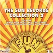 THE SUN RECORDS COLLECTION 2  2 CD NEU CHARLIE RICH/JOHNNY CASH/CARL PERKINS/+