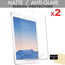 "2x ANTIGLARE MATTE Screen Protector Cover Guard for Apple iPad Pro (9.7"" Screen)"