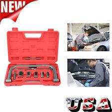 10Pcs/Set Valve Spring Compressor Kit Removal Installer Tool For Car Motorcycle