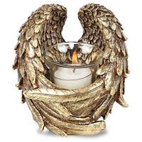 Gold Tealight Candle Holder Votive Vintage Resin Decorative Candle Holders �