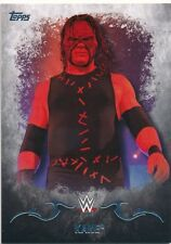 #17 KANE 2016 Topps WWE Undisputed