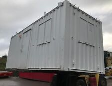 24ft x 10ft Anti Vandal Office & Canteen & Toilet Container