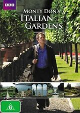 Monty Don's Italian Gardens (DVD, 2012, 2-Disc Set) (D167) (D169) (D171)