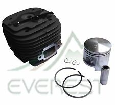 Cylinder Head Piston Kit Fits Stihl 070 090 With Rings Pin Clips 58mm Chainsaw
