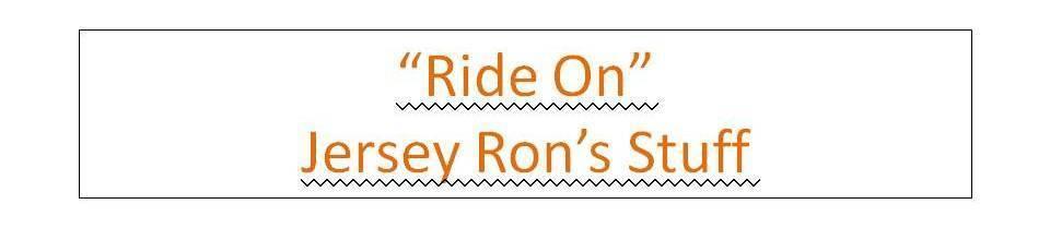Jersey Ron's Stuff