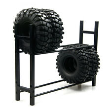 Tire Rack Shelf Reifenregal für 1/10 RC car Wheel Tire RC4WD SCX10