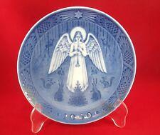 1959 Royal Copenhagen Christmas Plate - Angel