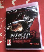 Ninja Gaiden 3 Razor's Edge PS3 PlayStation 3 video juego Pal España