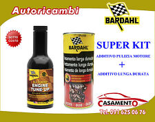 ADDITIVO AUTO BARDAHL LONG LIFE TREATMENT + ENGINE TUNE UP & FLUSH