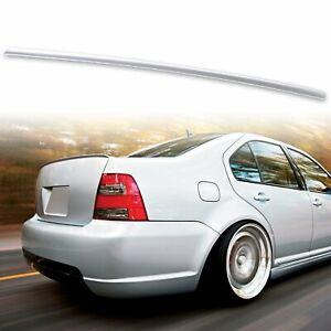 Fyralip Trunk Lip Spoiler For Volkswagen VW Jetta MK4 98-05 Painted LA7W