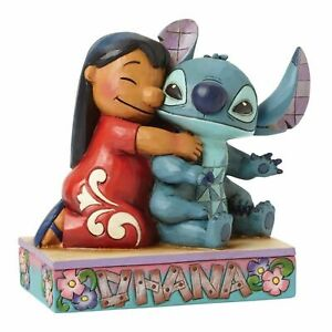 Disney Traditions Lilo & Stitch Ohana Means Family  by Jim Shore  4043643