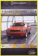 Ultimate Factories: Dodge Challenger  DVD NEW