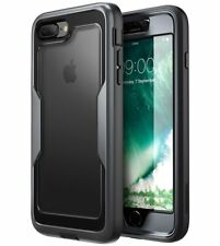 iPhone 7/8 PLUS Case, i-Blason Magma Full Body Holster Cover w/ Screen Protector
