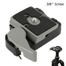 Camera 323 RC2 Quick Release Plate & Clamp Adapter for Manfrotto 200PL-14 Tripod