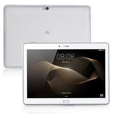 TPU Silikon Case für Huawei MediaPad M2 10.0 matt transparent Crystal Cover
