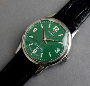 OMEGA SEAMASTER 30 Gents Vintage Stainless Steel Watch 1958