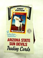 First Edition Arizona State Sun Devils All Time Greats Trading Card Box Set