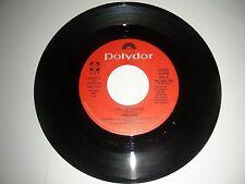 PROMO 45   Yoko Ono - Hell In Paradise    Polydor Records  NM 1985