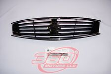 NEW GUNUINE OEM INFINITI G37 Q60 COUPE MIDNIGHT BLACK GRILLE F2310-JL000