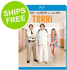 Terri (Blu-ray, 2011) Sealed New John C. Reily Jacob Wysocki Creed Bratton