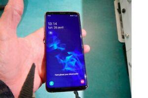 Samsung galaxy s9 sm-G960 rose pourpre