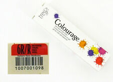 Tressa Colourage Hair Color 6R/R Intense True Red Gel Dye Permanent Professional