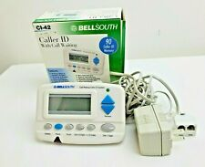 Bellsouth #Ci-26 Caller Id System, 59 Name And Number Memory New in Box
