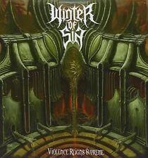 WINTER OF SIN-VIOLENCE REIGNS SUPREME-CD-black-death-god dethroned-naglfar