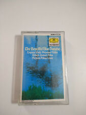 The Beautiful Blue Danube: Emperor Waltz and more Audiocassette