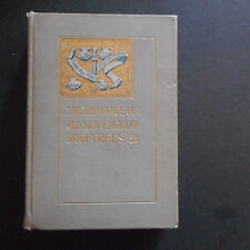 Romance of Old New England Rooftrees Mary Caroline Crawford 1908
