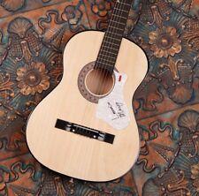 GFA Nashville TV Stars * LENNON & MAISY STELLA * Signed Acoustic Guitar AD1 COA