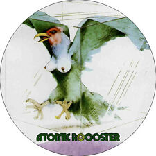CHAPA/BADGE ATOMIC ROOSTER . bad company free ten years after the faces blues