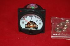 1PC AC 0-3A ROUND Analog Ammeter Panel AMP Current Meter SO45 directly Connect