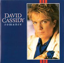 David Cassidy - Romance (1985) Arista CD original sealed NEW